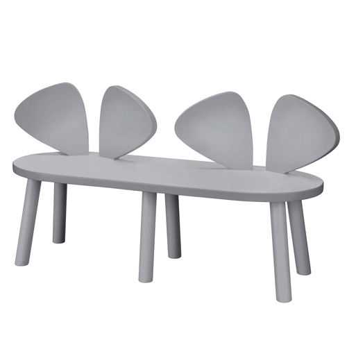 Mouse Bench Grey [DP상품 30%sale/전화문의]