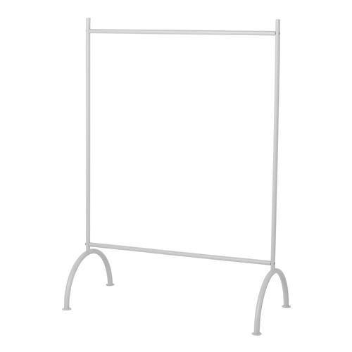 Kids Clothes Rack Grey