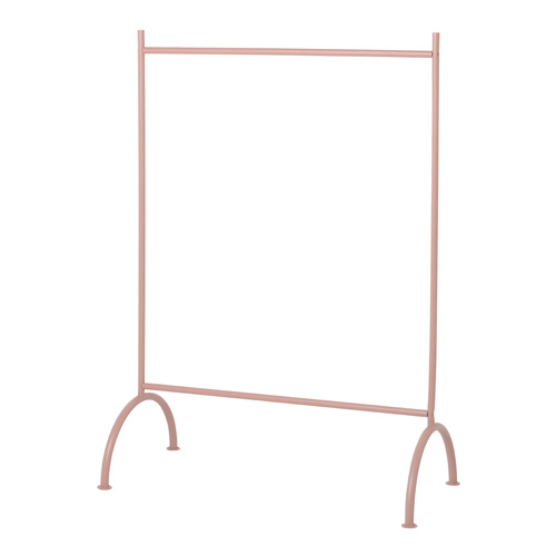 Kids Clothes Rack Dusty Rose