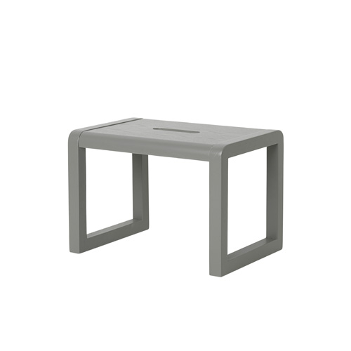 Little Architect Stool Grey