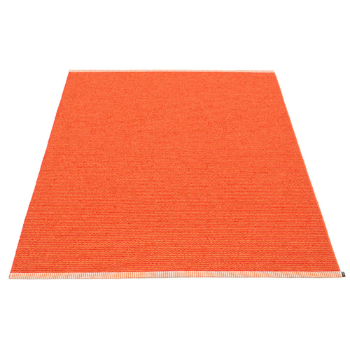 MONO Broad Pale Orange · Coral Red