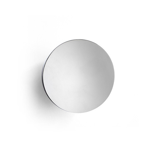 Aura Wall Mirror Stainless Steel (30% sale)