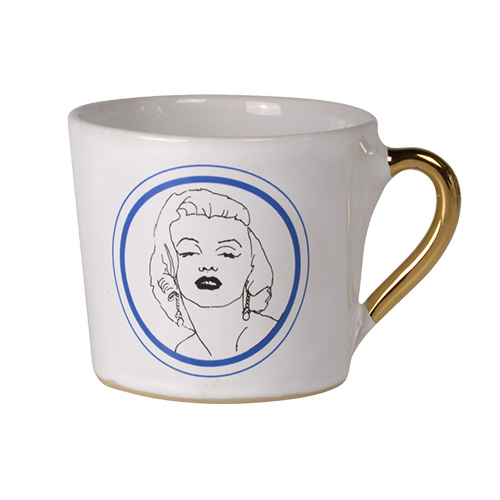 Alice Medium Coffee Cup Marilyn Monroe