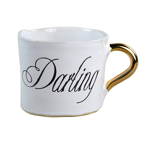 Alice Medium Coffee Cup Glam Darling