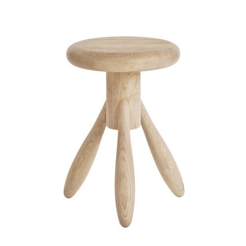 Baby Rocket Stool Oak [주문후 5개월 소요] (5% Discount 5.21-6.8)