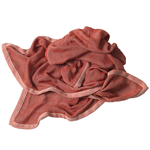 Ripple Throw Red