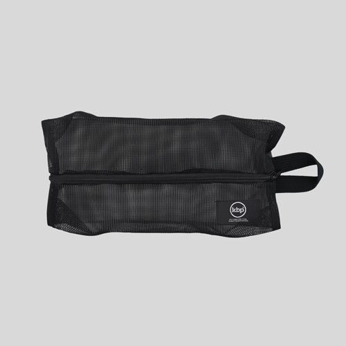 Mesh Big Popup Pocket Pouch