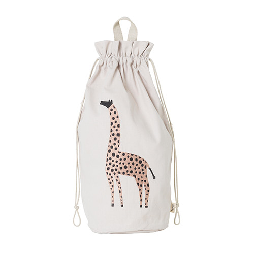 Safari Storage Bag Giraffe