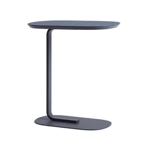 Relate Side Table Blue Grey