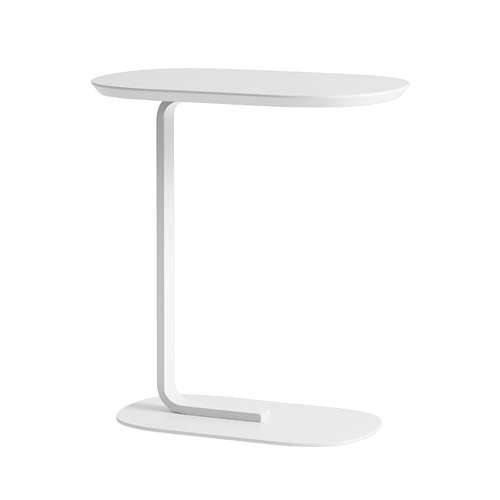 Relate Side Table Off-White