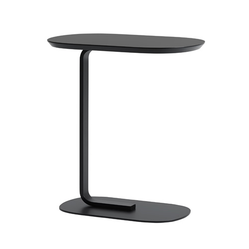 Relate Side Table Black  주문후 2개월 소요