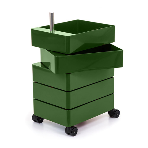 360° Container 5 Drawers Green  7월 중순 입고
