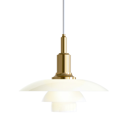 PH 3/2 Pendant Brass