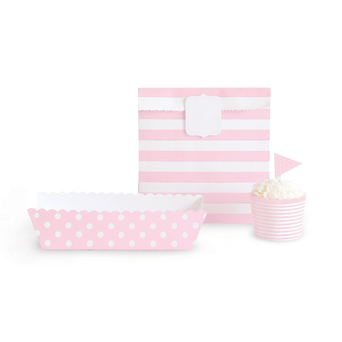 The Decor Kit in Vintage Pink [1+1]