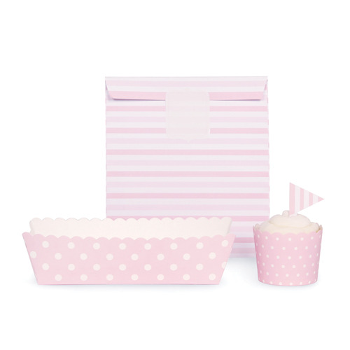 The Decor Kit in Pink Speckle [1+1]