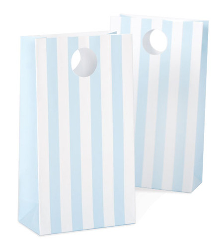 Party Bags Powder Blue [1+1]