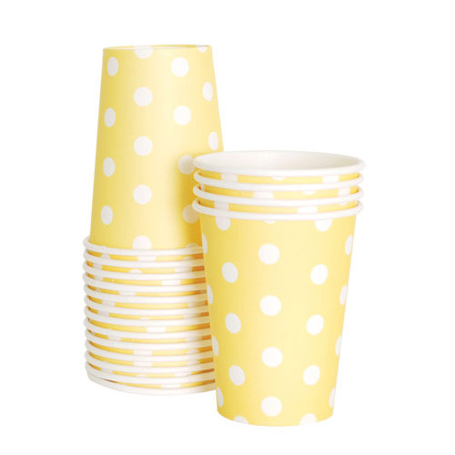 Paper Cups Limoncello