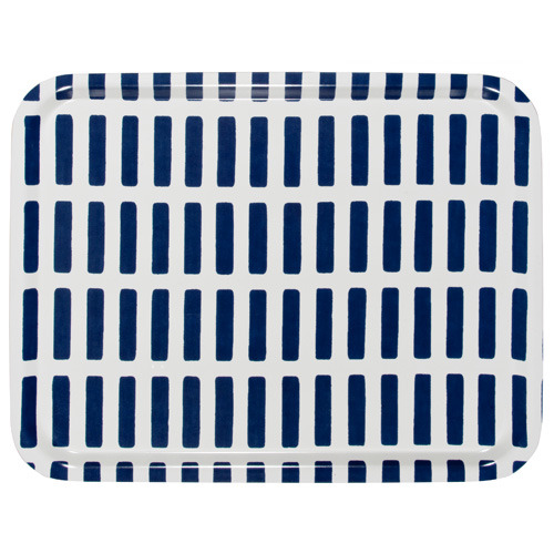 Tray Large Siena Blue