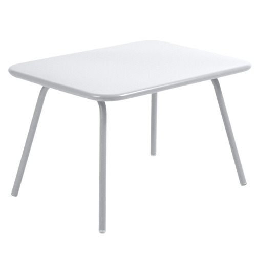 Luxembourg Kid Table Cotton White [25% sale]
