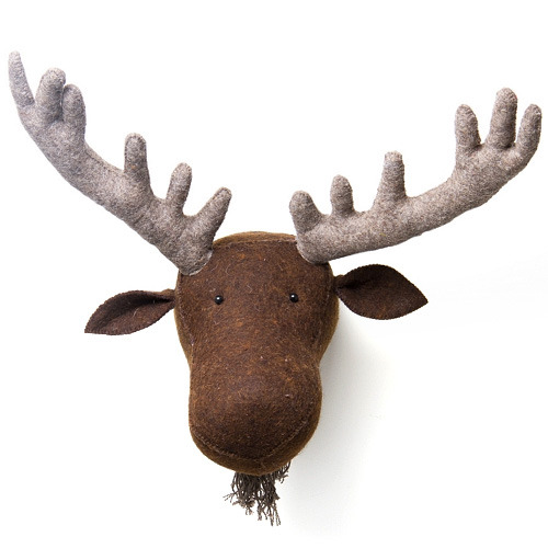 Gaint Moose Head