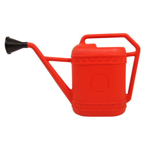 Watering Can Red 9L