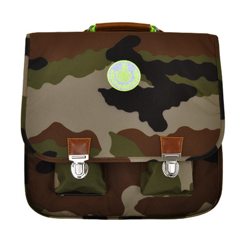 Cartable Vintage Militaire