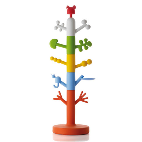 Paradise Tree Coat Stand Multicolor