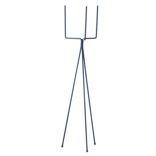 Plant Stand Large Blue