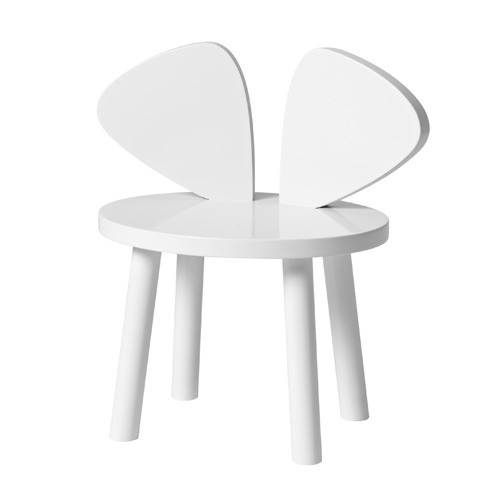 Mouse Chair White