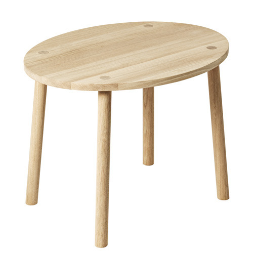 Mouse Table Oak