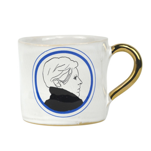 Alice Medium Coffee Cup David Bowie