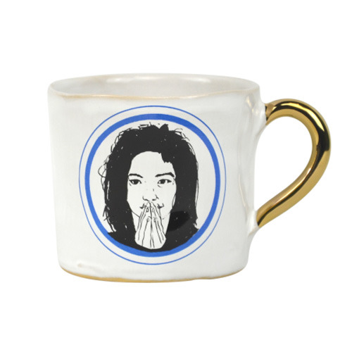 Alice Medium Coffee Cup Björk