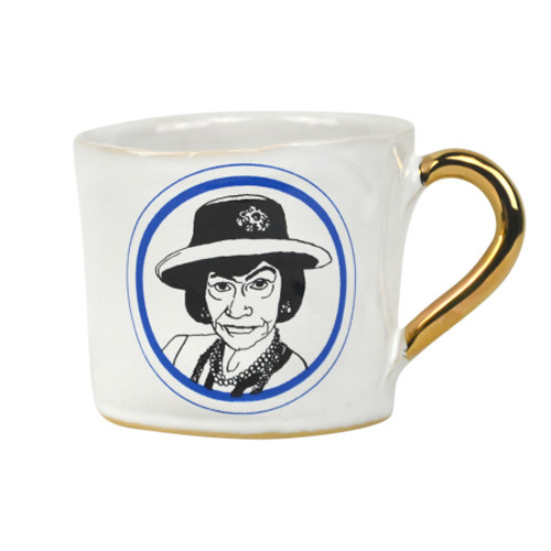 Alice Medium Coffee Cup Chanel