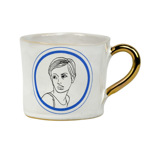 Alice Medium Coffee Cup Twiggy [10/23 배송]