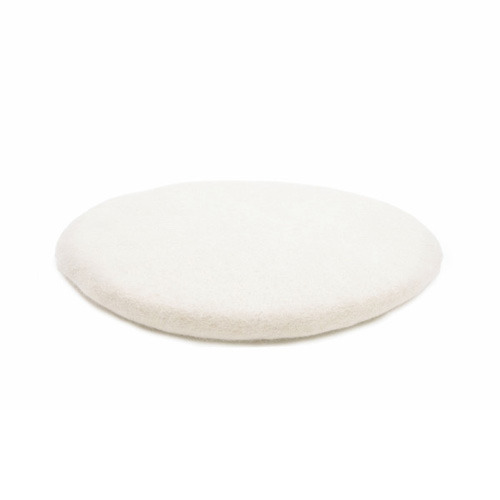 Chakati Round Cushion Natural