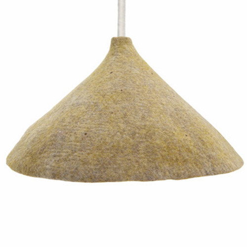 Lampshade W Light Stone / Pollen