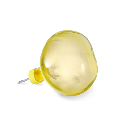 Bubble Large Yellow