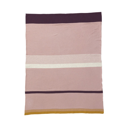 Little Stripy Blanket Rose