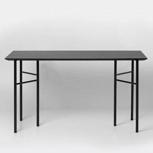 Mingle Table 135cm Black Veneer
