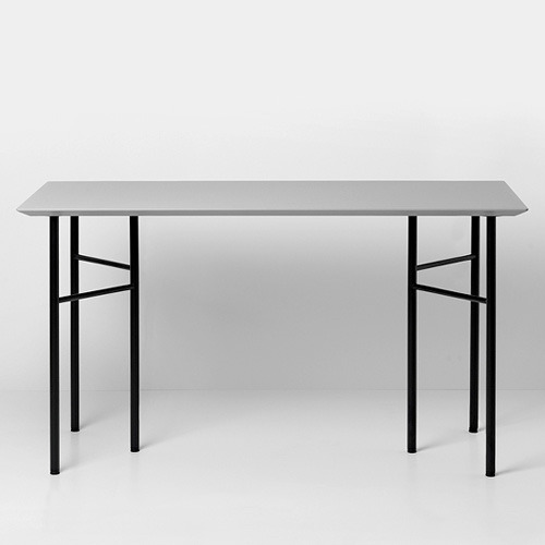 Mingle Table 135cm Light Grey