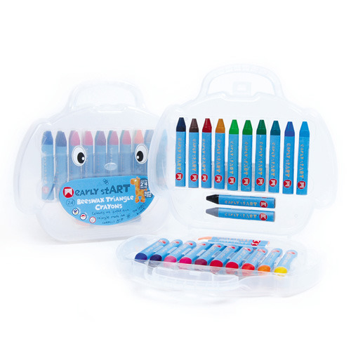 Triangle Crayons 24s