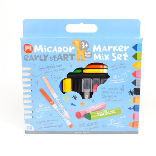 Marker Mix Set