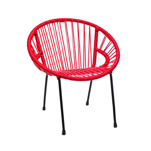 Tica Baby Armchair Red