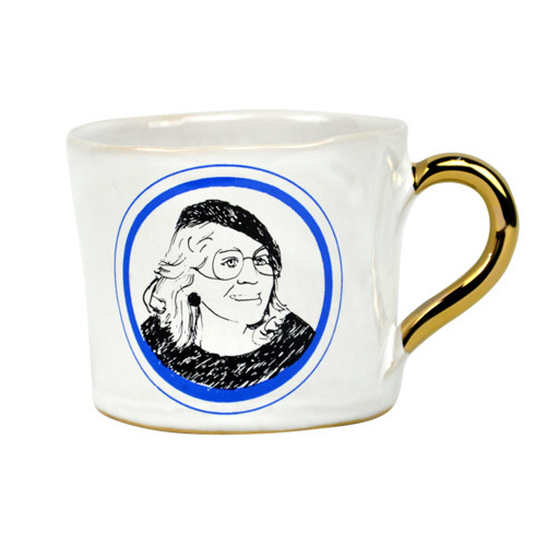 Alice Medium Coffee Cup Hildegard Knef