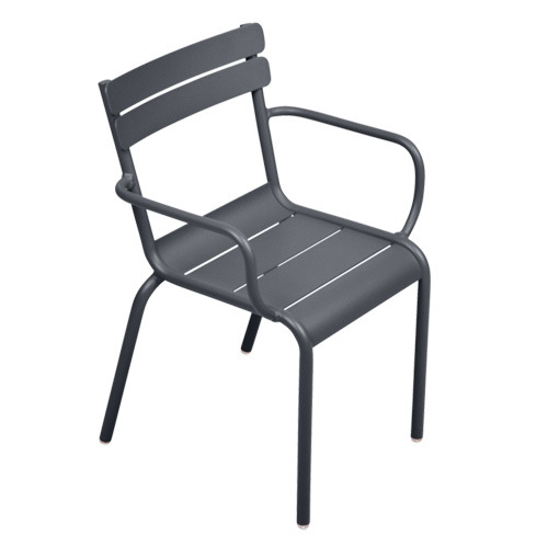 Luxembourg Kid Armchair Anthracite [25% sale]