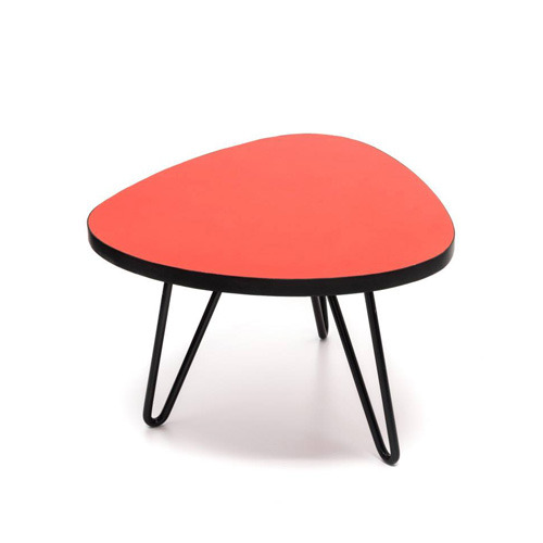 Tica Baby Sized Table Red