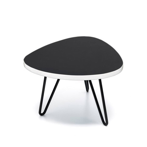Tica Baby Sized Table Black