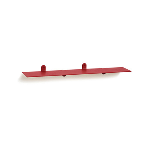 Shelf N°1 Brick Red
