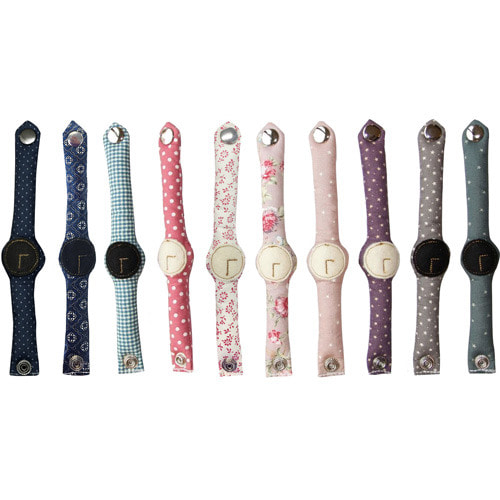 Fabric Watch Various Colors
