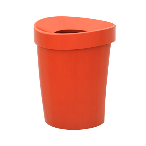 Happy Bin Large Poppy Red